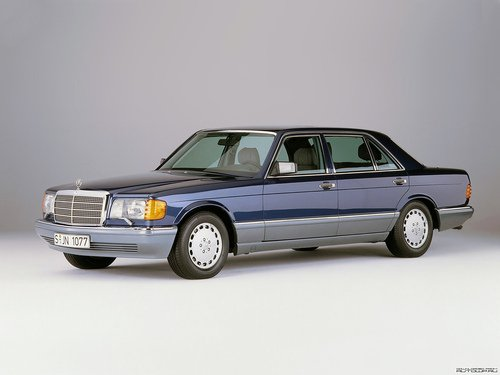 1987 mercedes benz 420 sel owners manual