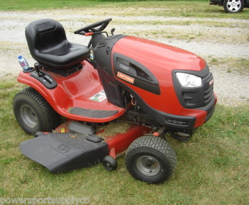 craftsman ys 4500 service manual