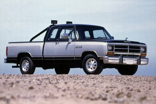 1990 dodge ram service manual