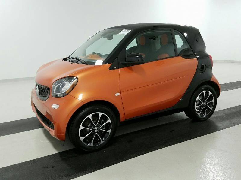 2016 smart fortwo owners manual