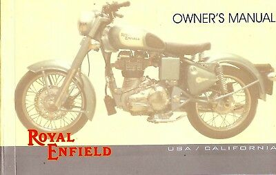 royal enfield bullet 500 service manual