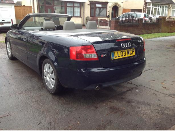 2003 audi a4 convertible owners manual