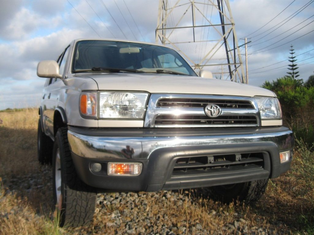 2000 toyota 4runner owners manual download
