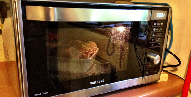 samsung convection microwave oven user manual