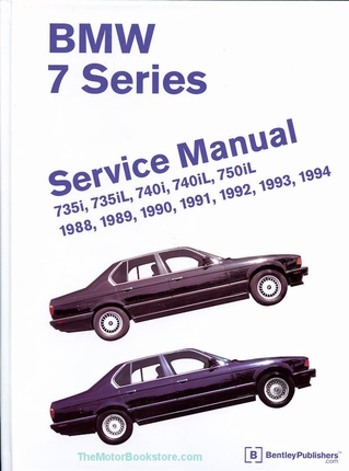 bmw 735i owners manual download