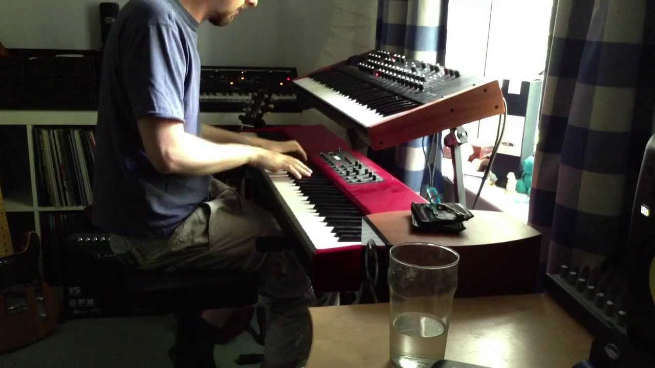 nord stage 2 manual deutsch