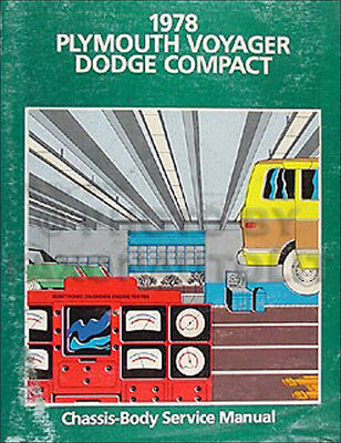 1978 dodge rv owners manual