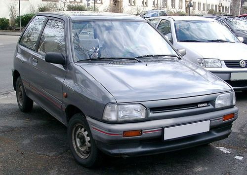 ford festiva service manual download