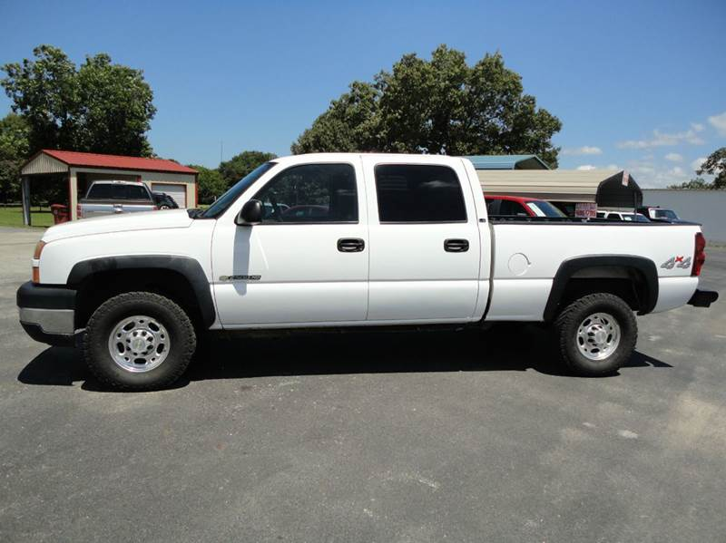 2006 chevy 2500hd owners manual