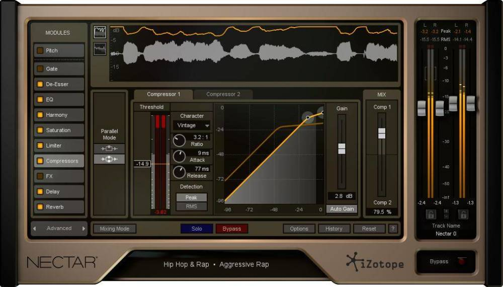 nectar 2 production suite manual