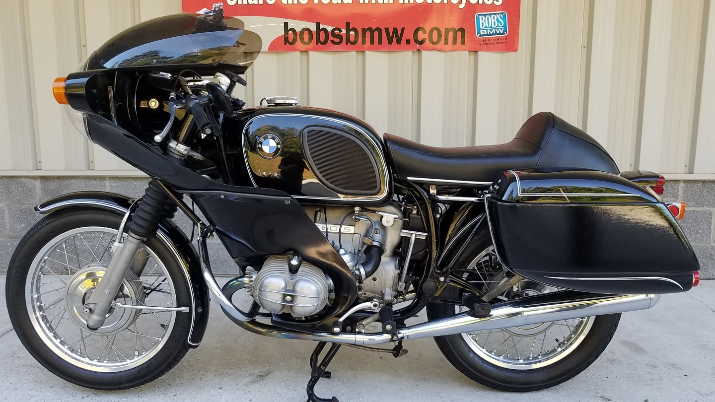 1972 bmw r75 5 owners manual