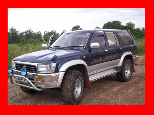 1994 hilux surf owners manual