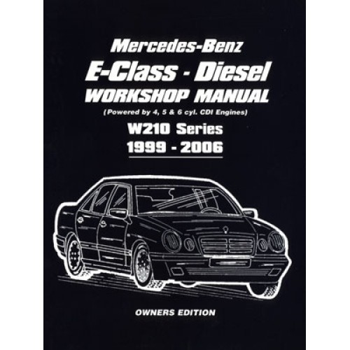 mercedes benz 2003 e320 owners manual