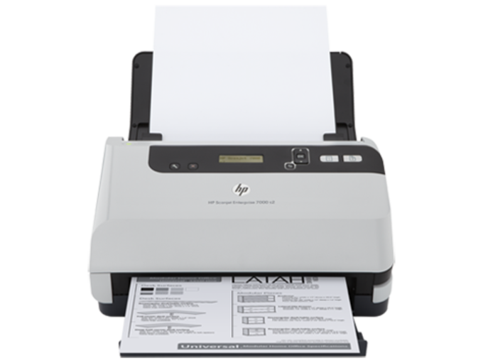 hp scanjet professional 3000 user manual