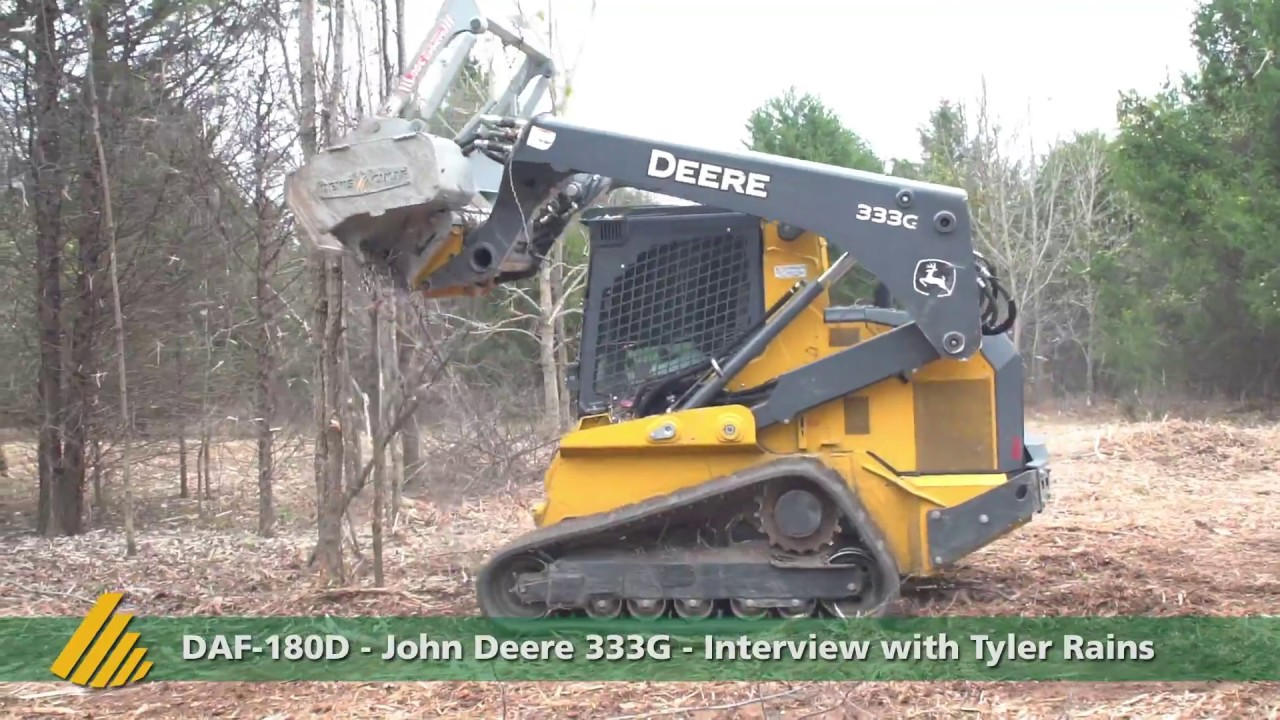 john deere 333g owners manual