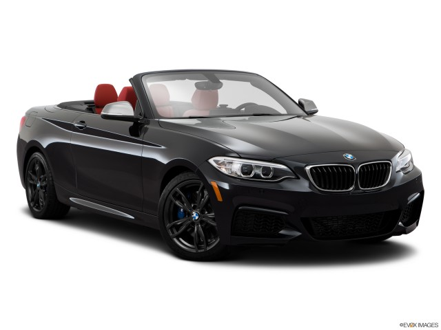 2017 bmw 2 series convertible owners manual