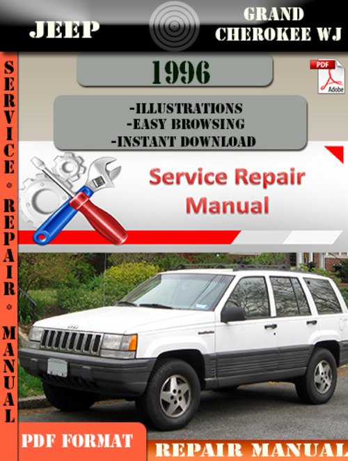 1996 jeep cherokee owners manual pdf