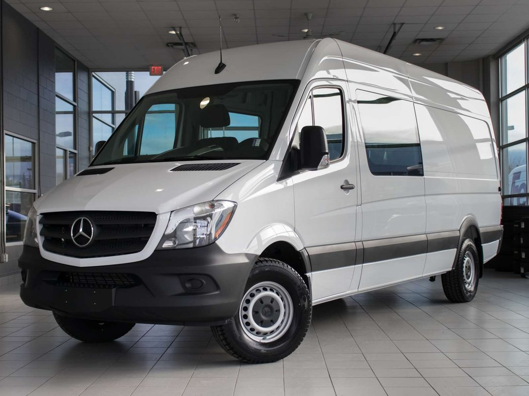 2017 mercedes sprinter owners manual