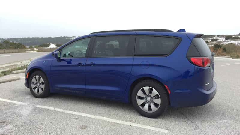2019 chrysler pacifica hybrid owners manual
